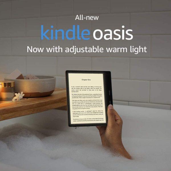 کتابخوان آمازون مدل  Kindle Oasis 2019 نسل دهم